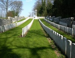 Roeux British Cemetery