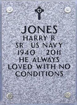 Harry R Jones