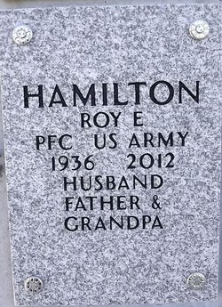 Roy Ellis Hamilton
