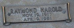 Raymond Harold Shape