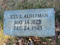 Jesse Lee Alderman