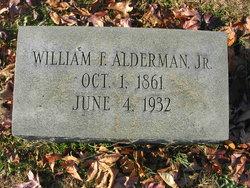 William Franklin Alderman, Jr