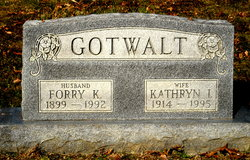 Forry K. Gotwalt