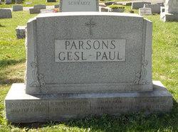 John Gesl, Jr