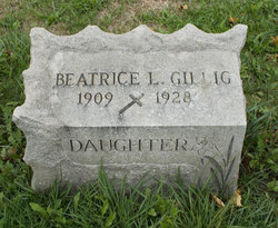 Beatrice L Gillig