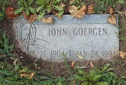 John Goergen