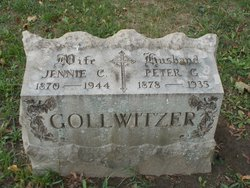 Jennie C Gollwitzer