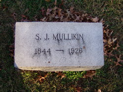 Samuel James Mullikin