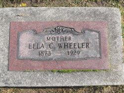 Ella Chapman <I>McKee</I> Wheeler