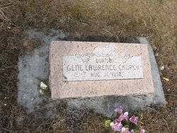 Gene Lawrence Church