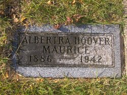 Alberira <I>Hoover</I> Maurice