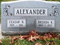 Ceasar N. Alexander