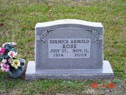 Verna Bernice <I>Arnold</I> Ross