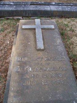 Margaret Marsh <I>Allgood</I> Hamilton
