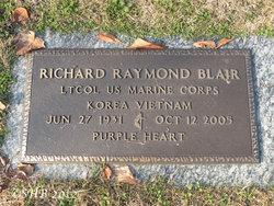 "LTC Richard Raymond ""Dick"" Blair"