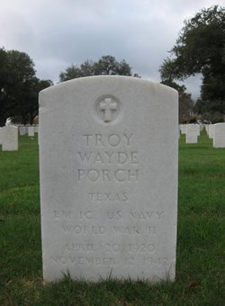 Troy Wayde Porch