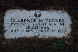Clarence M Tucker