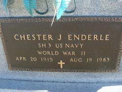 Chester James Enderle