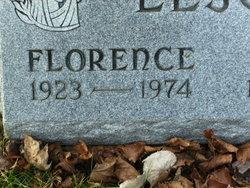 Florence Catherine <I>Hoffmann</I> Lesch