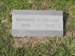 Katherine <I>Herndon</I> Cheavens