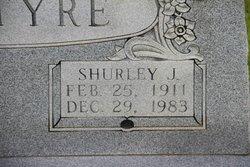Shurley J. McIntire