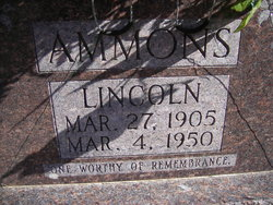 Lincoln C. Ammons