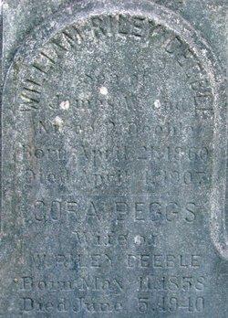 William Riley Deeble