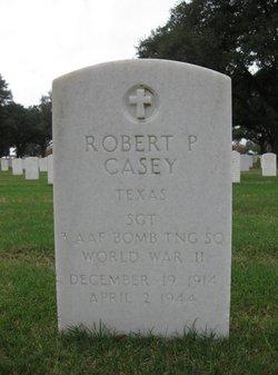 SGT Robert Pinckney Casey