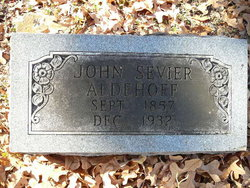 John Siever Aldehoff