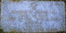 """Eugene Douglas """"Gene"""" Denny, Jr"""