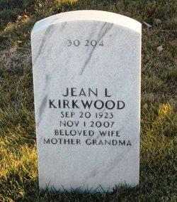 Jean L Kirkwood