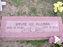 Wayne Lee Alleman