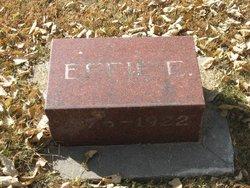 Effie E. <I>Beals</I> Atkins