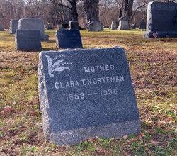 Clara Theresa <I>Bowman</I> Norteman