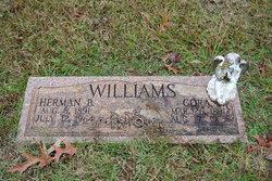 Cora <I>Oxsheer</I> Williams