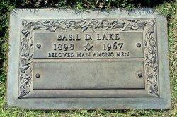 Basil Dayton Lake