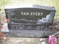 "Allan L ""Tag"" Van Every"