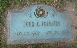John E. Foerster