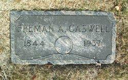 Freman Alphonse Caswell
