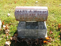 Mary Ann <I>Weyer</I> Davis