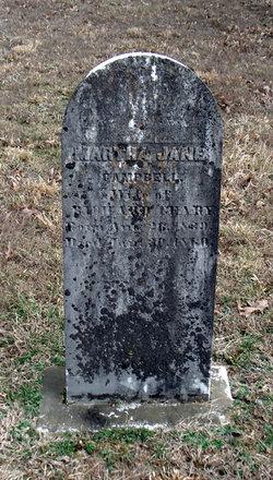 Martha Jane <I>Campbell</I> Geary