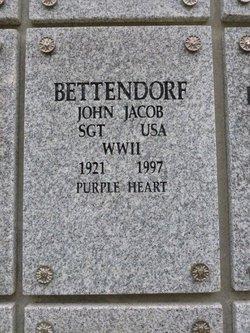 John Jacob Bettendorf