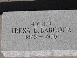 Tresa E <I>Marley</I> Babcock