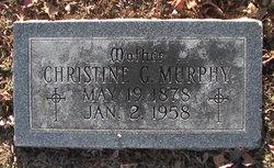 Christine G <I>Botz</I> Murphy
