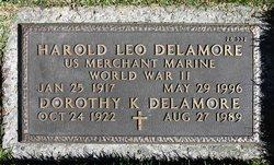 Dorothy K Delamore