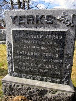 Alexander Yerks