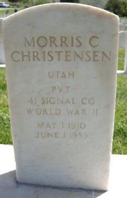 Morris Carlyle Christensen