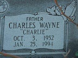 "Charles Wayne ""Charlie"" Arnold"
