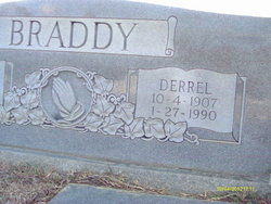 Derrel <I>Wardlaw</I> Braddy