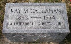 Ray Michael Callahan